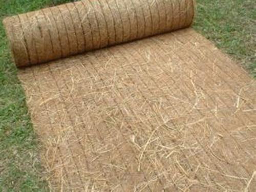 straw blanket